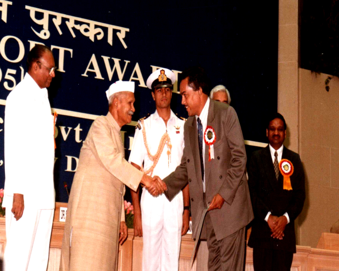 presidential award for exports excellence 95