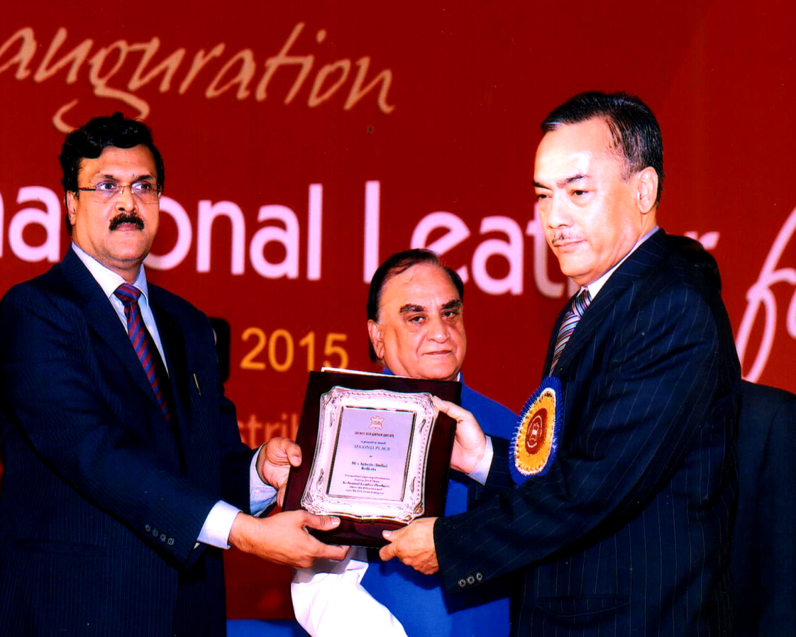 mr sanjib bothra awarded for exports excellence fy 2013 to 2014
