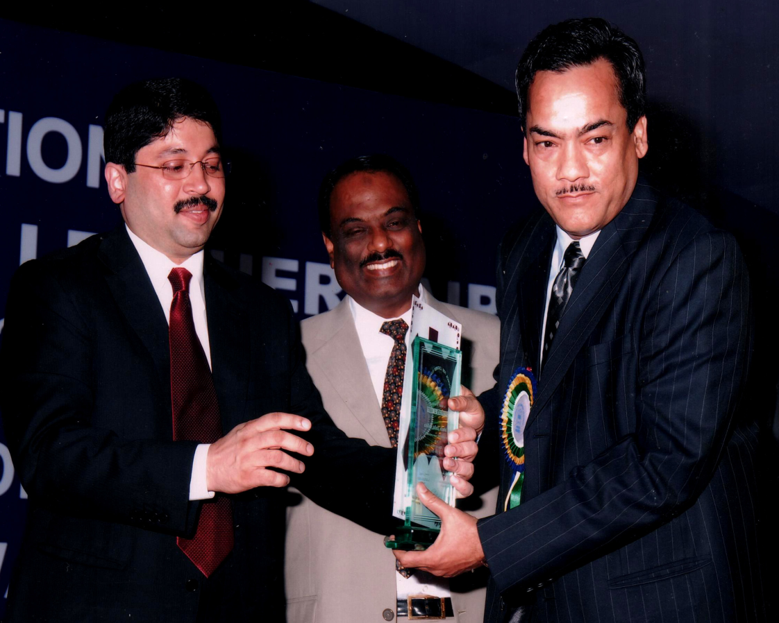 excellence in exports 2004