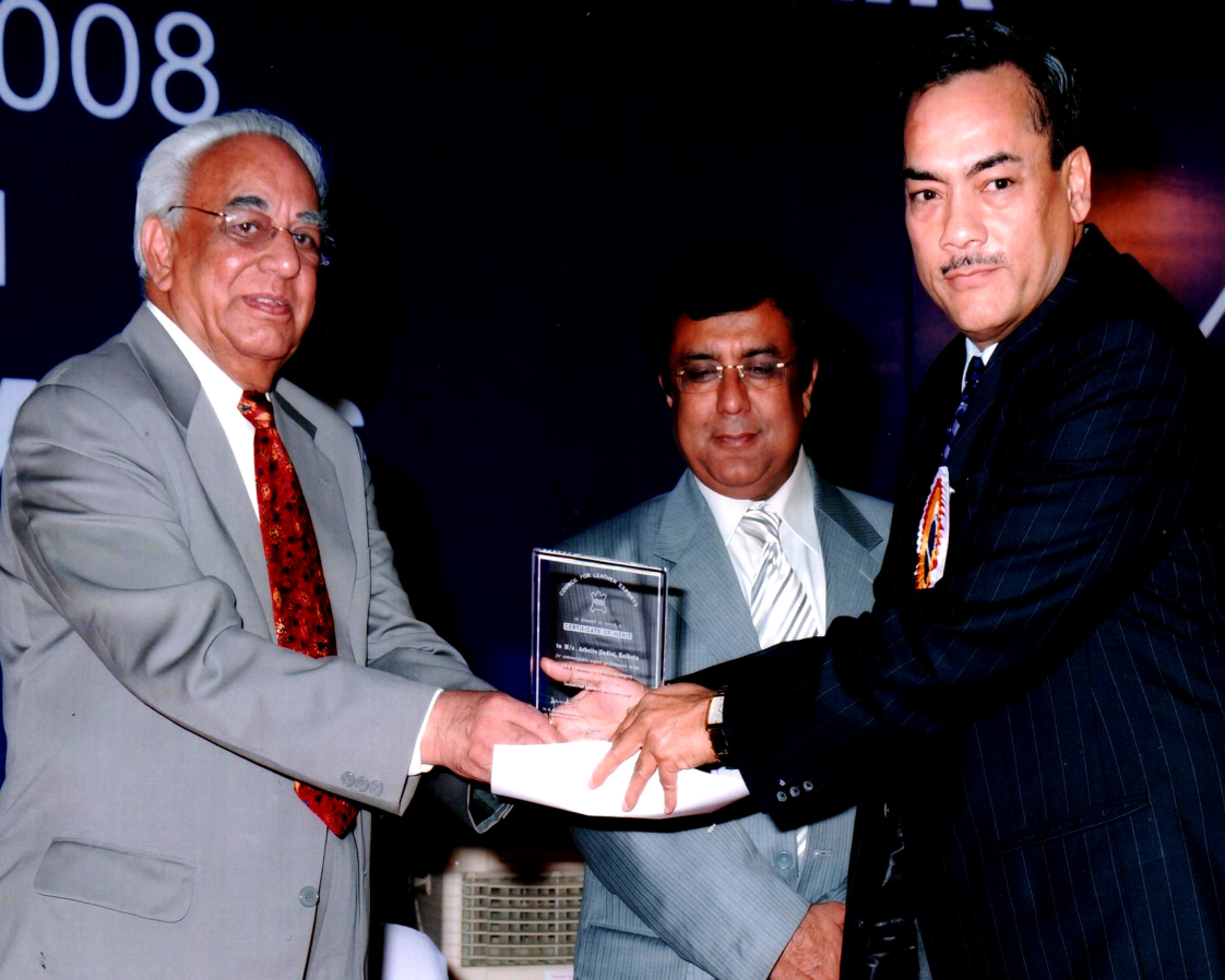 excellence in exports 2008